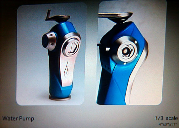 looper water pump Movie Image Roundup: Green Lantern, Three Musketeers, Cars 2 and More [Updated]