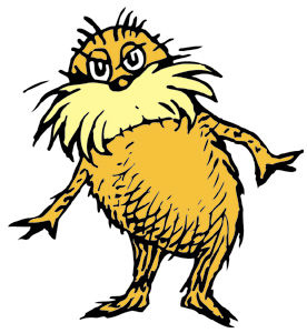 lorax The Lorax is Coming!
