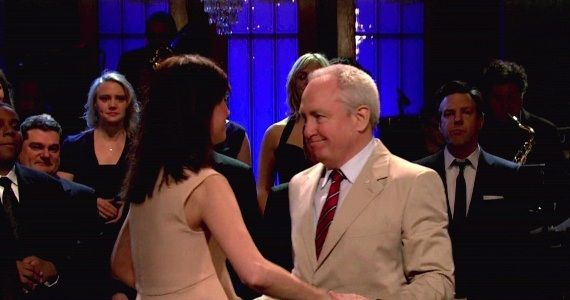 lorne michaels kristin wiig SNL Adds 6 New Cast Members   Are Fans in for a Rocky Season?