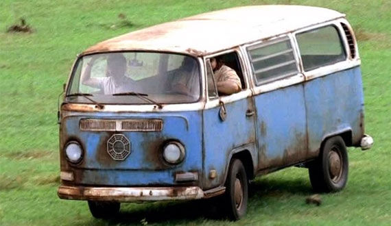lost dharma van 25 Most Iconic Cars From TV & Movies