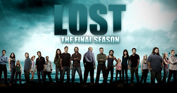 lost logo final season Lost Series Finale Spoilers: Script, Set Photos & More