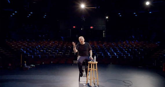 louisck ohmygod stage emptyseats Louis CK: Oh My God HBO Special Review