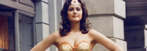 lynda carter wonder woman reboot Wonder Woman Pilot Getting Script Rewrite, Lynda Carter Cameo?