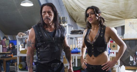 machete kills trejo rodriguez Machete Kills Review
