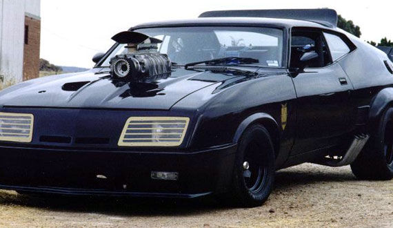mad max1 25 Most Iconic Cars From TV & Movies