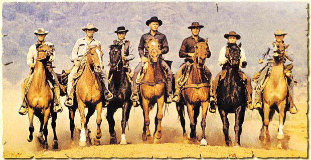 mag7 Magnificent Seven Remake Gets a Rewrite; Tom Cruise No Longer Starring