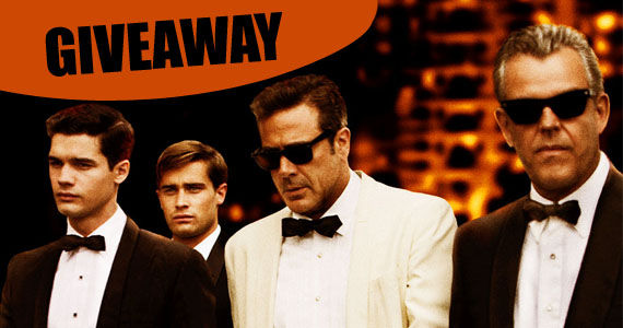 magic city blu ray contest SR Giveaway   Win Magic City Season 1 on Blu ray