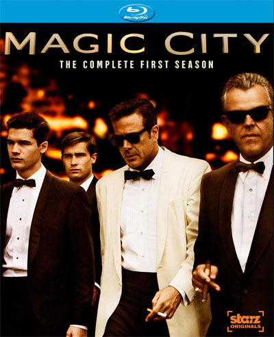 magic city season 1 blu ray SR Giveaway   Win Magic City Season 1 on Blu ray