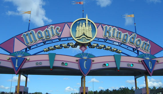 magic kingdom entrance Pixar Teaming with Jon Favreau for Disneys Magic Kingdom