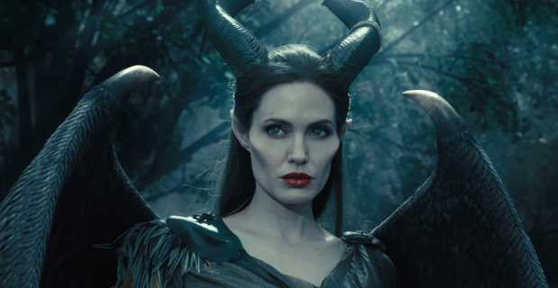 maleficent angelina jolie2 Maleficent International Trailer Hints at the Villains Backstory