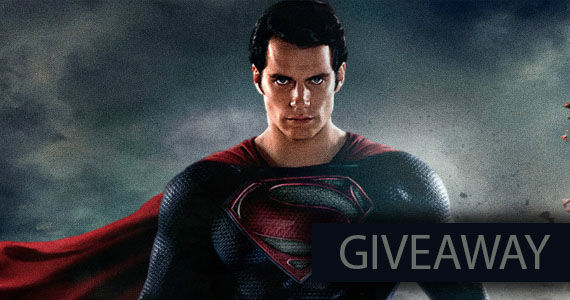 man of steel contest SR Giveaway: Win a Man of Steel Prize Pack!