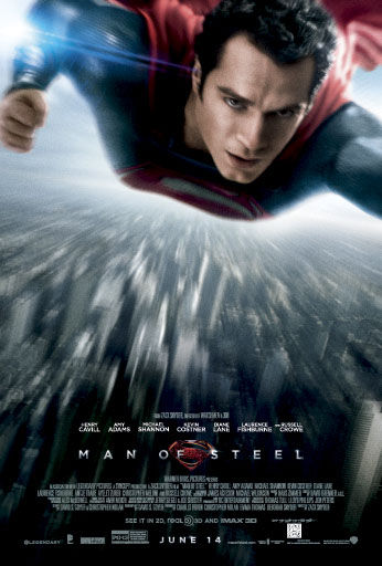 man of steel giveway poster SR Giveaway: Win a Man of Steel Prize Pack!