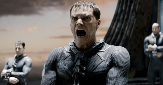 man steel general zod tv spots New Man of Steel TV Spots Feature Jor El and General Zod