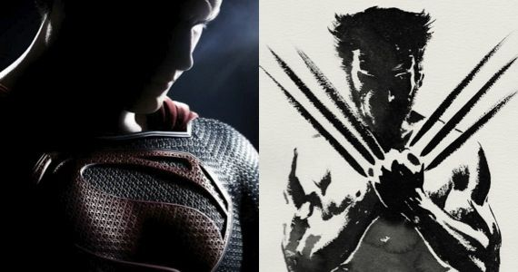 man steel wolverine trailers Man of Steel and Wolverine Trailers to Premiere with The Hobbit: An Unexpected Journey [Updated]