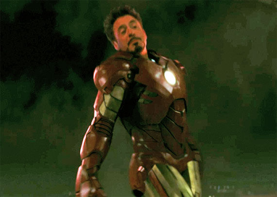 mark 4 armor Iron Man 2 Secrets Revealed