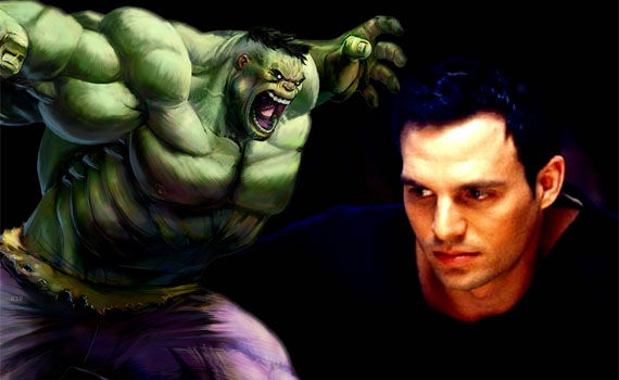 mark ruffalo hulk Mark Ruffalo To Play Bruce Banner & The Hulk in The Avengers