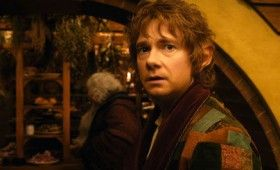 martin freeman bilbo hobbit 280x170 New Hobbit Images Include Radagast the Brown; 2nd Trailer Arrives This Week