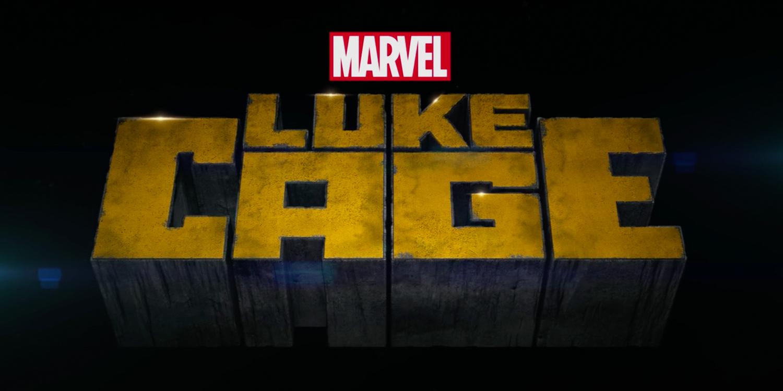 Marvel Luke Cage logo