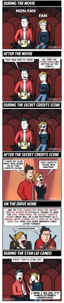 marvel movies dorkly comic 216x1024 SR Geek Picks: Anchorman 2 Afternoon Delight, Marvel Movie Experiences & More