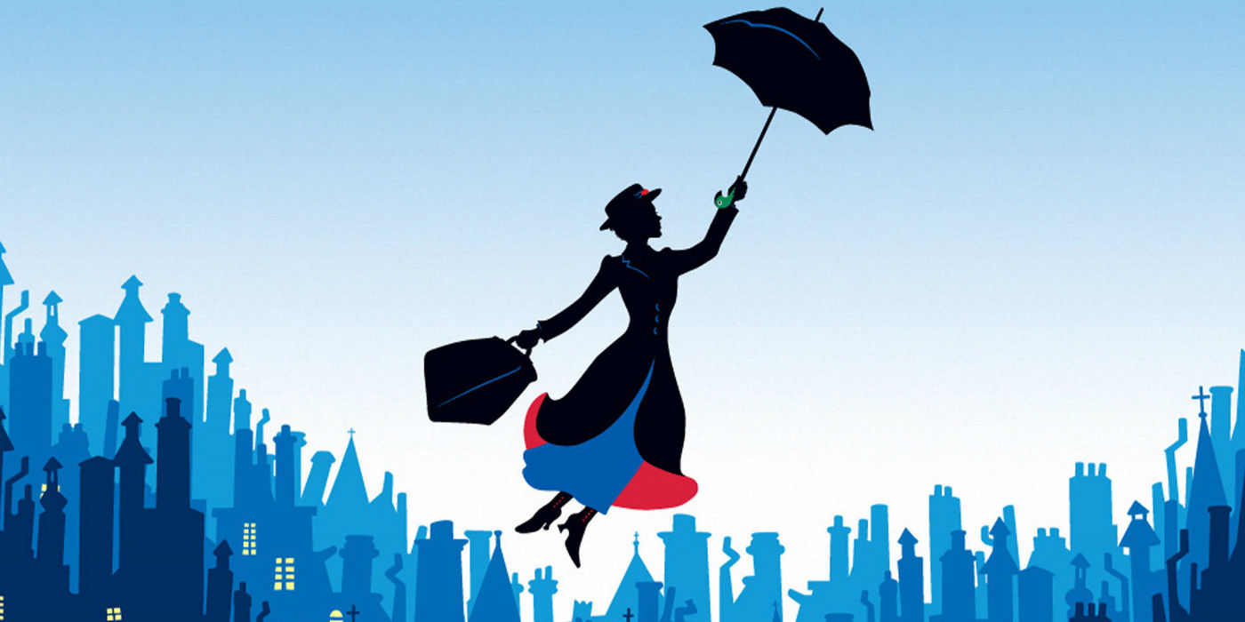 Mary Poppins Returns arrives in 2018