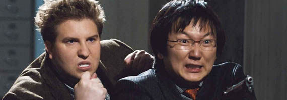 masi oka nate torrence get smart Syfy Orders Script From Heroes Star Masi Oka