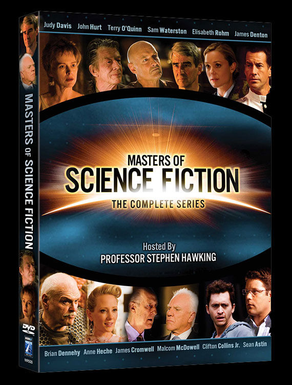 masters of sci fi dvd DVD Giveaway: Masters of Science Fiction