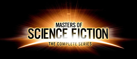 masters of science fiction DVD Giveaway: Masters of Science Fiction