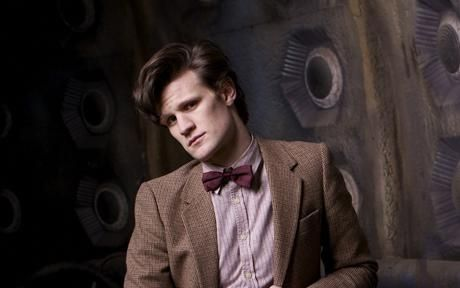 matt smith doctor Doctor Who: Behind The Scenes Of Season 5