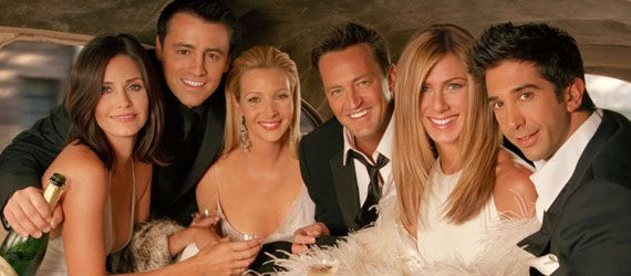 matthew perry friends cast Matthew Perry Reuniting With Friends Producer For NBC Comedy Pilot