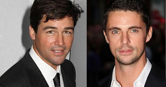matthew goode kyle chandler TV News Wrap Up: Feb 23 2013   Bad Teacher, Happy Endings & More