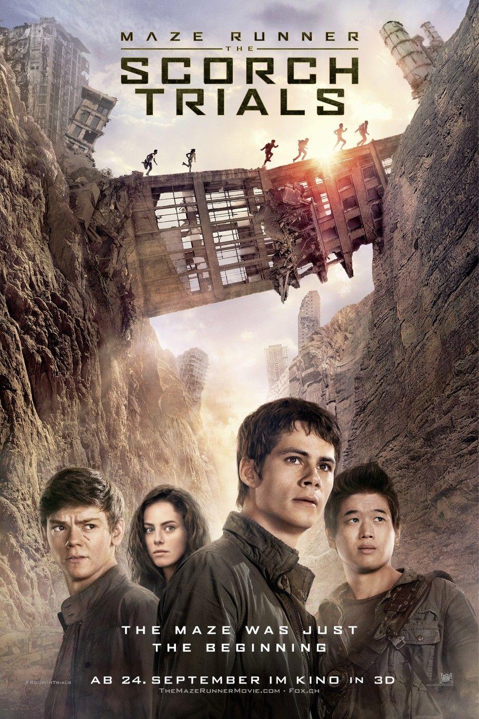 The maze runner movie download free