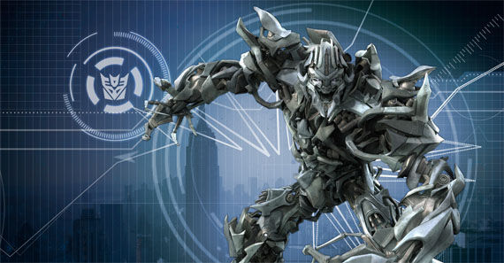 megatron header1 Transformers 2: Two and a Half Hours of Megatrons Revenge