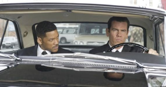 men black 3 will smith josh brolin Men in Black 3 Spoilers Discussion