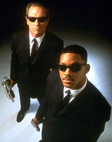 men in black 3 Men In Black 3 In Development!