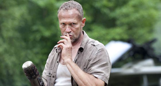 merle dixon walking dead season 3 Walking Dead Producer Wants More Than 7 Seasons   Do You?