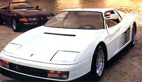 miami vice 25 Most Iconic Cars From TV & Movies