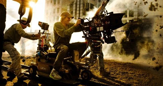 michael bay transformers 4 age extinction Michael Bay to Produce and Potentially Direct WW II Thriller Sabotage