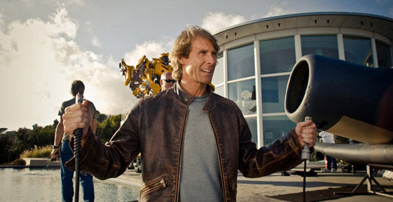 michael bay2 Michael Bay Talks Transformers 2