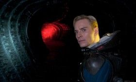 michael fassbender prometheus 280x170 Prometheus Photo Gallery: Meet the Ships Crew