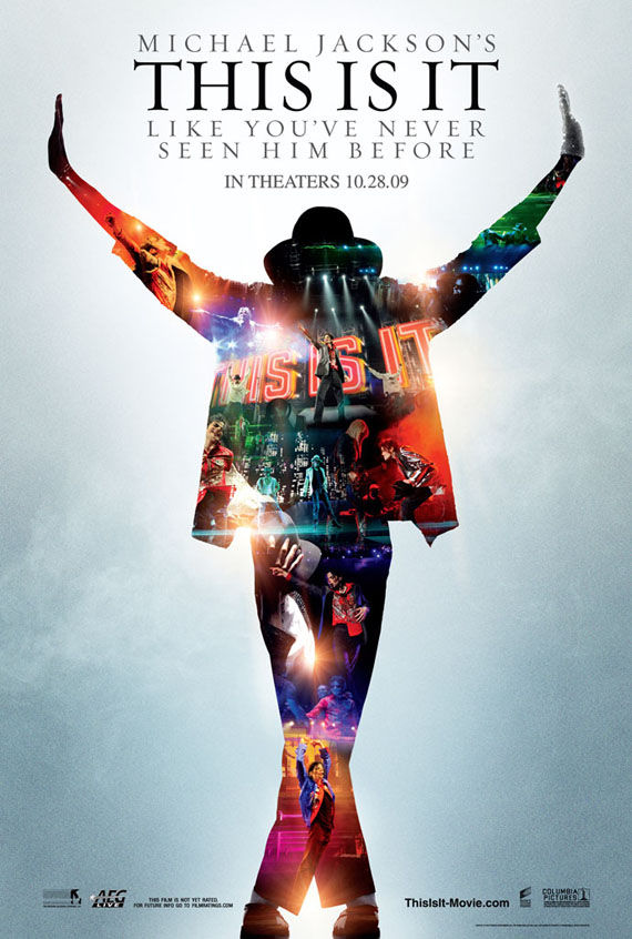 michael jackson this is it poster New Posters: Where The Wild Things Are, Michael Jackson & More!