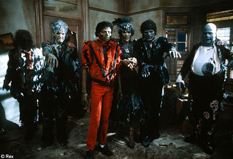 michael jackson thriller zombies Kenny Ortega Clarifies Reports of Thriller Movie
