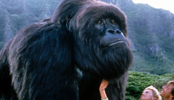 mighty joe young joe The Evolution of the Movie Ape