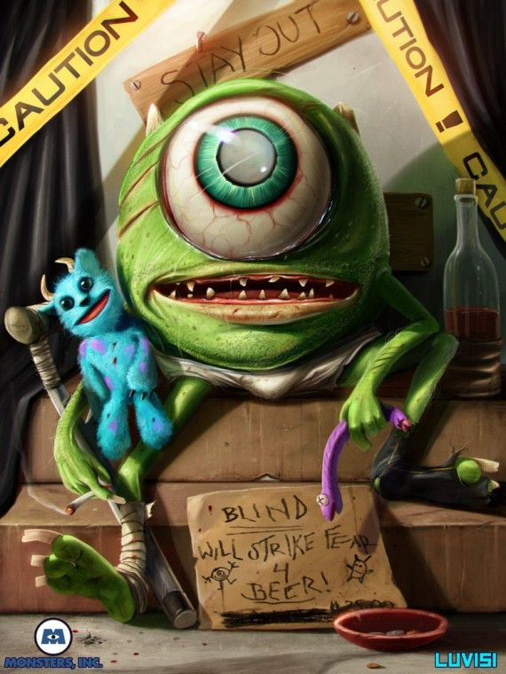 mike wazowski   by danluvisiart d66ahsx 570x760 SR Geek Picks: 22 Sup Street, World Cup Game of Thrones & More