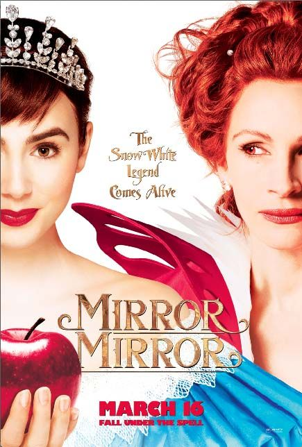 mirror queen poster 2 Official Mirror Mirror Poster #1