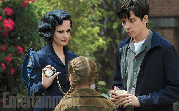 Miss Peregrine S Home Images Tim Burton S School For The