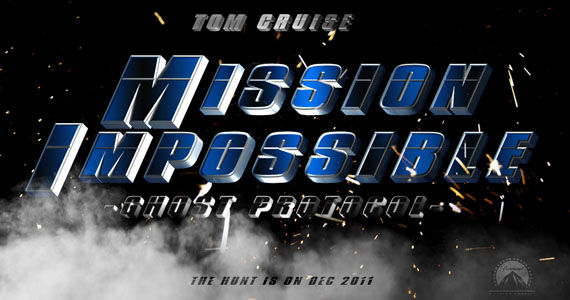 mission impossible 4 photos Screen Rants (Massive) 2011 Movie Preview