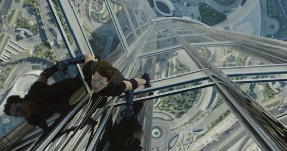 mission impossible 4 tom cruise1 Mission: Impossible 4 Featurette Proves Tom Cruise Is Fearless