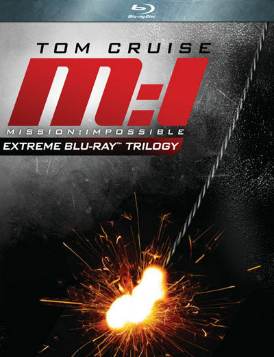 mission impossible trilogy blu ray cover DVD/Blu Ray Breakdown: December 6, 2011