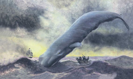moby dick header NBC Picks Up M. Night Shyamalans Lost Horizon TV Series