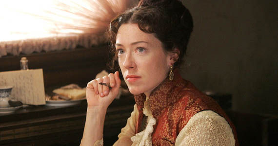 molly parker deadwood dexter season 6 Deadwoods Molly Parker Cast For Dexter Season 6 Arc